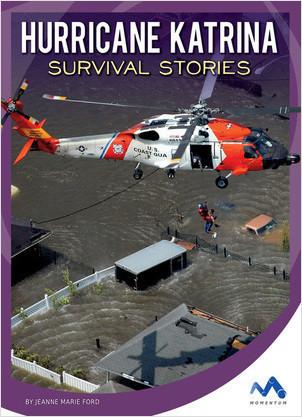Cover: Hurricane Katrina Survival Stories