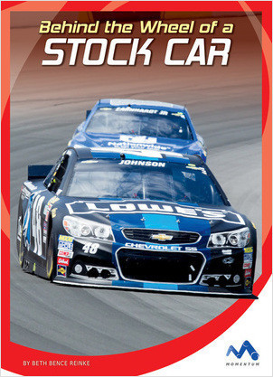 Cover: Behind the Wheel of a Stock Car
