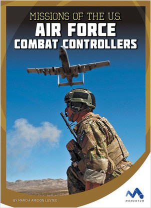 Cover: Missions of the U.S. Air Force Combat Controllers