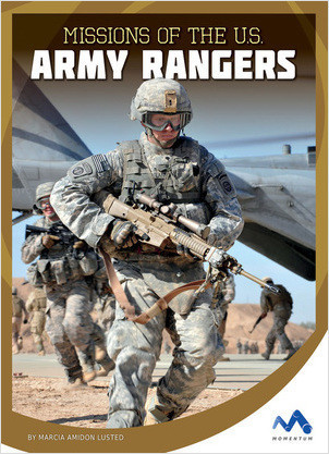 Cover: Missions of the U.S. Army Rangers