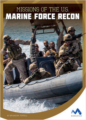 Cover: Missions of the U.S. Marine Force Recon
