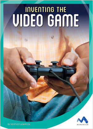 Cover: Inventing the Video Game