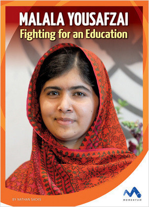 Cover: Malala Yousafzai: Fighting for an Education