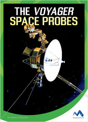 Cover: The Voyager Space Probes