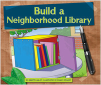 Cover: Build a Neighborhood Library