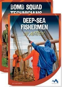 Cover: Dangerous Jobs in Action