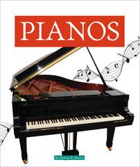 Cover: Pianos