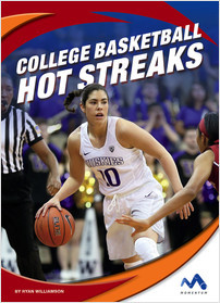 Cover: College Basketball Hot Streaks