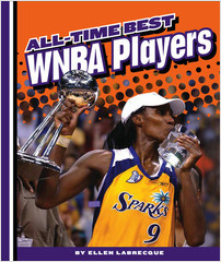 Cover: All-Time Best WNBA Players