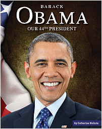 Cover: Barack Obama: Our 44th President