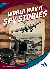Cover: World War II Spy Stories