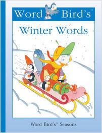Cover: Word Bird's Winter Words