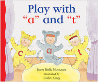 Cover: Play with 'a' and 't'