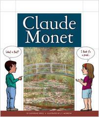 Cover: Claude Monet