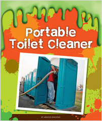 Cover: Portable Toilet Cleaner