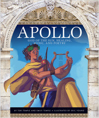 Cover: Apollo: God of the Sun, Healing, Music, and Poetry