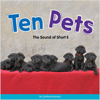 Cover: Ten Pets: The Sound of Short E