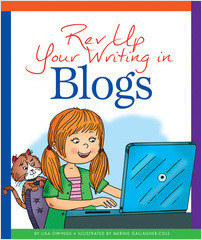Cover: Rev Up Your Writing in Blogs