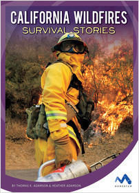 Cover: California Wildfires Survival Stories