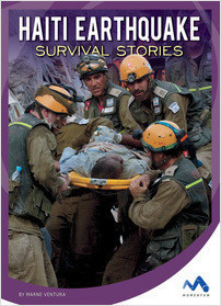 Cover: Haiti Earthquake Survival Stories