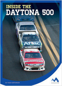 Cover: Inside the Daytona 500