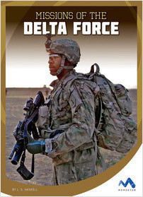 Cover: Missions of the Delta Force