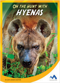 Cover: On the Hunt with Hyenas