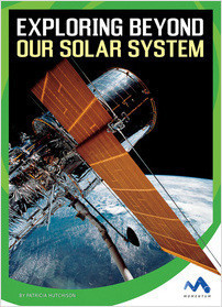 Cover: Exploring Beyond Our Solar System