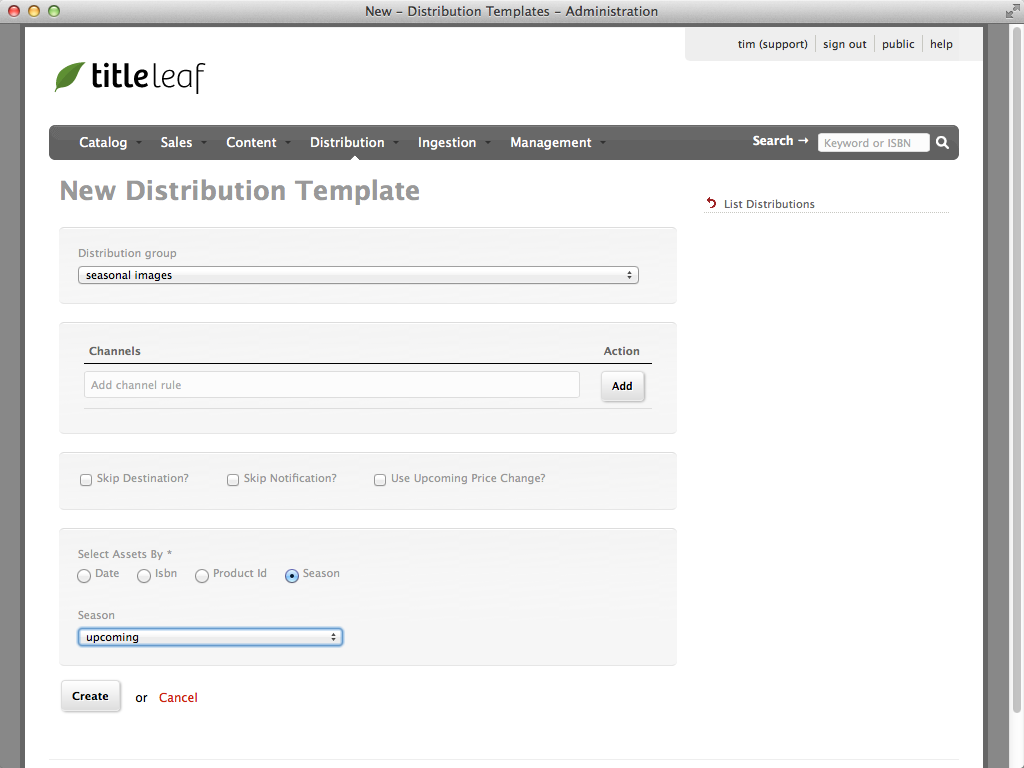 Admin: New distribution template for seasonal images