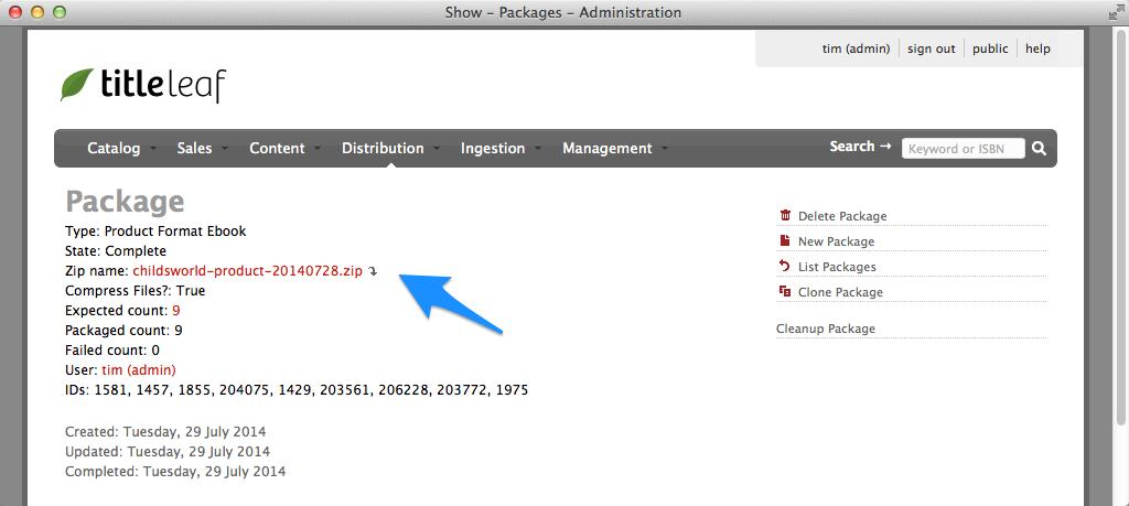 Titleleaf Package Download Ebooks