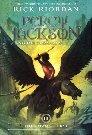 Cover: The Titan's Curse