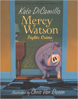 Cover: Mercy Watson Fights Crime