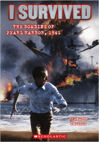 Cover: I Survived The Bombing Of Pearl Harbor, 1941