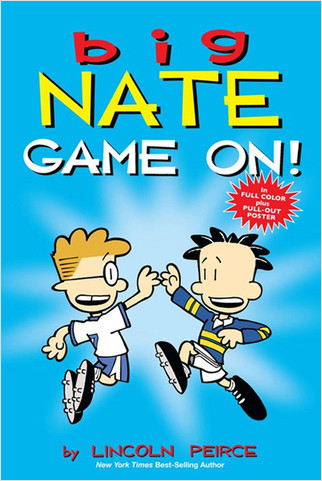 Cover: Game On!