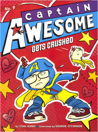 Cover: Captain Awesome Gets Crushed