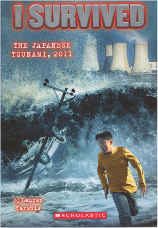 Cover: I Survived The Japanese Tsunami, 2011
