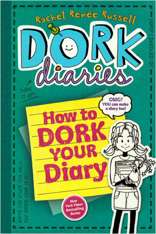 Cover: How To Dork Your Diary