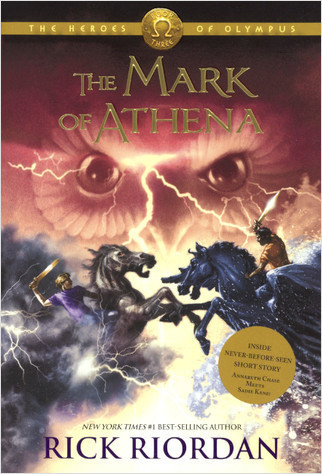 Cover: The Mark Of Athena
