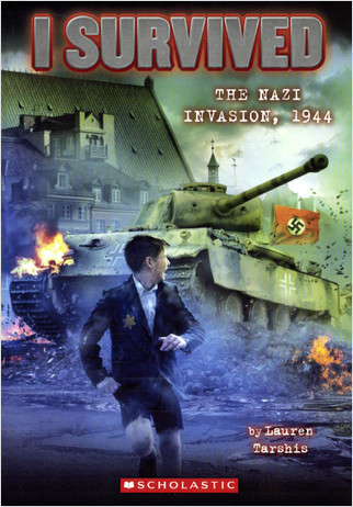 Cover: I Survived The Nazi Invasion, 1944