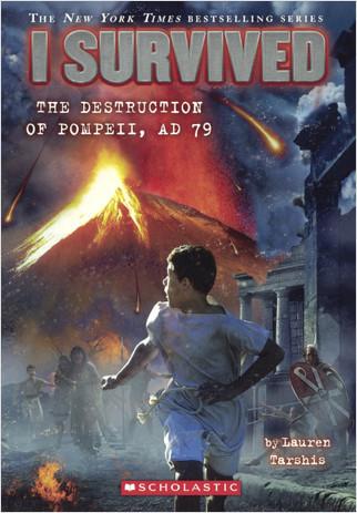 Cover: I Survived The Destruction Of Pompeii, 79 A.D.