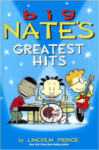 Cover: Big Nate's Greatest Hits