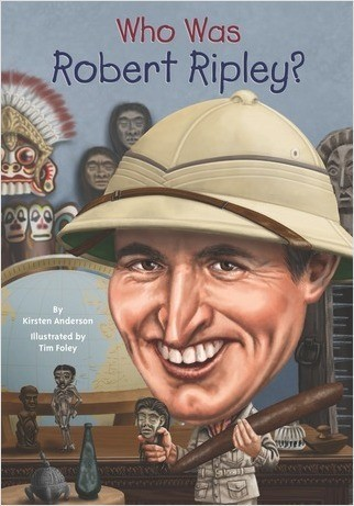 Cover: Who Was Robert Ripley?