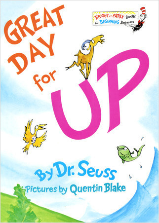 Cover: Great Day For Up!