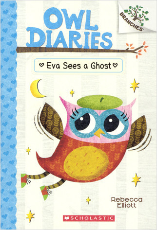 Cover: Eva Sees A Ghost