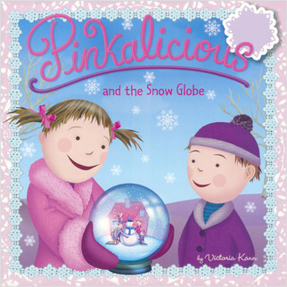 Cover: Pinkalicious And The Snow Globe