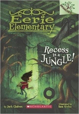 Cover: Recess Is A Jungle!