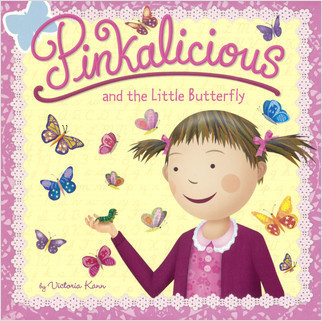 Cover: Pinkalicious And The Little Butterfly