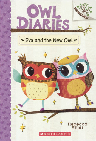 Cover: Eva And The New Owl