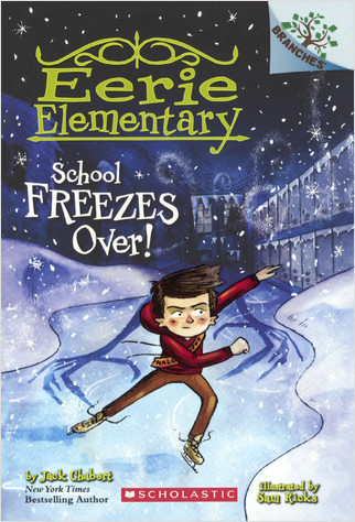 Cover: School Freezes Over!