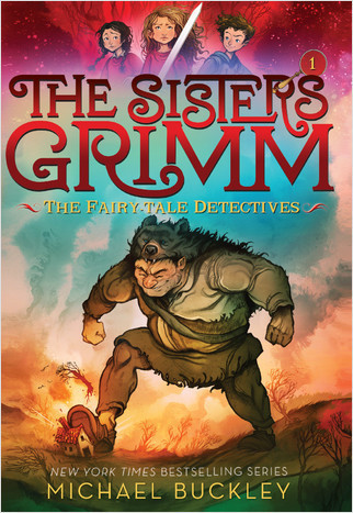 Cover: The Fairy-Tale Detectives